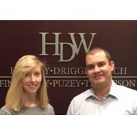 Sean Story and Hannah Goodwin join HDW