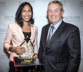 Ogonna M. Brown named 2015 Pro Bono Attorney of the Year